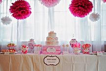 Zebra Christening Party / Cute Pink Zebra Christening Party by one of my clients! {Christine of My 2 Pink Ladies} - Photos by Michelle McFadden Photography - All Party Graphics by Posh Pixels Design Studio - Oreo's made by Sweeties By Kim - Cupcakes by Cupcakes Catering - Cake by Dawn Olsen, Farmingdale, NY - Rock candy & Lollipops from Oh Nuts - Macarons by Petites Bouchees - Fudge from Dylan's Candy Bar / by Make Life Cute
