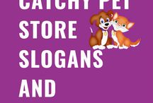 Pet Store Slogans And Taglines
