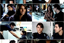 ~ Rookie Blue ~ / 5 seasons, 3 days - How much I love this show!! #TeamMcSwarek  I have found the show of my life!!