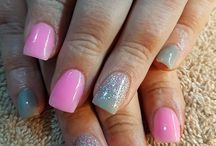 Nails 4 You / Cute and inspiring Nails done by the sweetest person I know.