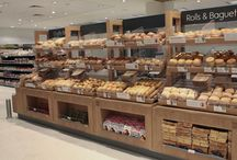 Retail. Bakery