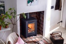Fireplace inserts / Fireplace inserts and multi fuel inserts. Create and design your own fireplace. Modern inserts for builders opening.