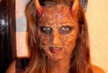 My Special Effects make-up - SFX / Hi, I'm Zoe. I'm a recent university graduate in special effects make-up for film & television. Here are some of my projects, hope they inspire some people out there to try FX :)