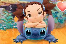 Yuna And Stitch / Yuna And Stitch