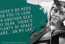 Lokis Whispers <3