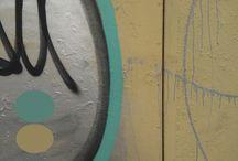 """Colores personales (G2) / Imágenes realizadas en la actividad """"Paleta cromática personal"""" de la asignatura Color del grado en Diseño de la Universidad de La Laguna en el curso académico 2016/17 del grupo 2."""