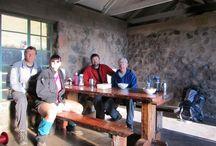 Bannerman's Hut, Drakensberg