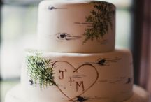 Wedding Cake / by Nicole Sholomicky