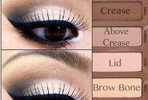 eyes! and makeup