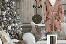 Christmas Outfits / Look inspiration