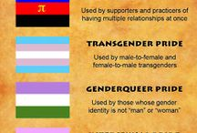 LGBTQ Pride / Proud to support the LGBTQ community
