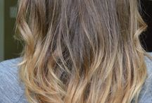 Ombre Hair / by Mindy Tucker