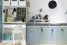 kids room / by Delphine Morice