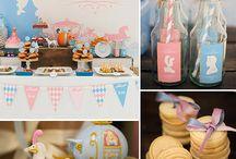 kiddie cakes and parties