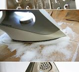 Cleaning iron