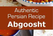 Persian food