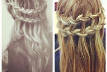hair / by Anna Rose Beilfuss