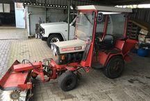 Gutbrod Traktor 2500 S / Gutbrod Traktoren und Zubehör
