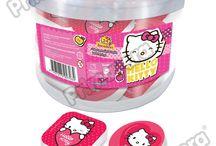 Línea Escritura Hello Kitty / Línea Escritura Primavera Regresa a Clases con TODO