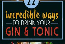 Gin & Tonic Recipes