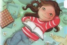 Books 'n Illustrations 2 / by Lil´ Sweet Haven .