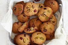 Gezonde koekjes en gebak
