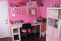 scrapbook room ideas / by LAWillett
