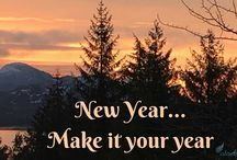 Make It Your Year - Free Get Healthy Online Program / I'm a big believer in a slow and safe path to better health and my plan is going to be exactly that. I'm going to do one step at a time. I'll share a new step each week.    Follow the Make It Your Year program at http://alaskahealer.com/blog/  So if you'd like to get healthier, take some weight off and just feel better, join me each week and see if this program works for you. This is a FREE program that you can do without buying anything and still get great results.