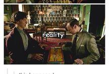 Sherlock / by Morgan Owen
