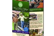 Brochures / Rack Cards/ Postcards / View Angelmark's portfolio of custom designed Brochures and Rack Cards