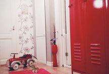 Prosjekter hjemme / Ting og tang vi styrer med hjemme  Home interior