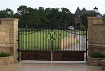 Сретенка - ворота