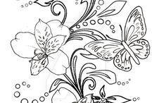 Blumenranken