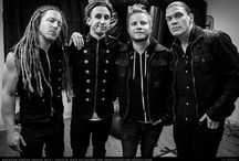 Shinedown with Alter Bridge and Halestorm in the UK