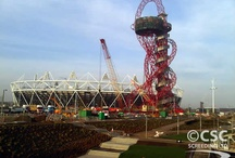 CSC proudly completes the floor screeding for the challenging ArcelorMittal Orbit project / We congratulate our entire team for delivering the project to high quality standards, despite the challenges and adversities. CSC also thanks principal contractors SRM and our client for their positive attitude and timely support which helped our team to deliver against the odds.