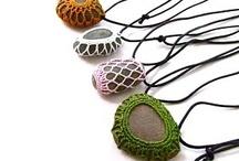 hačkované šperky