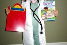 Temat: Doktor / by Pastela