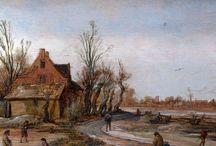 DUTCH PAINTERS - 16th century