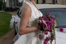 Focení svatební limuzíny s Českou Miss 2013 pro magazín PROFASHION / Česká MISS 2013 Gabriela Kratochvílová zapózovala u luxusních vozů společnosti Knokar.
