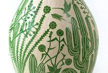 Céramique motif