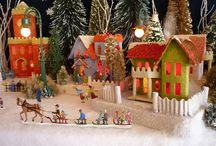 Casas de navidad