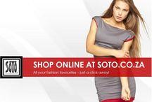 SHOP SOTO ONLINE  / www.soto.co.za