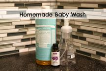 DIY Cleaning, Beauty & Health