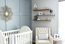 nursery for A n C