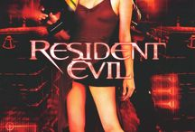 Milla Jovocich, The resident evil films, and games. / by Gus Brockfan
