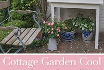 garden inspiration / need some inspiration for my new garden that I am going to create once we move into our new house , the yard is completely bare apart from lawn , so I want to create a lovely cottage garden with greenhouse and raised vege plots , can't wait :-)
