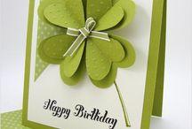 St. Patrick's cards