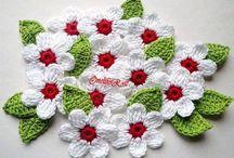 Virkkaus, crochet