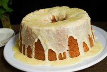 BUNDT Cakes / by Betty Clark