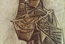 Пикассо картины